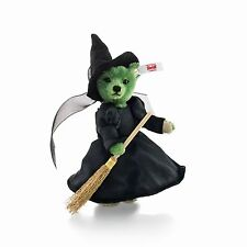 """STEIFF MIMI WICKED WITCH OF THE WEST BEAR EAN 661860 Mohair 5.6"""" (14cm)"""