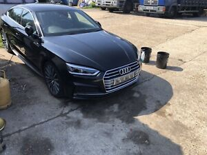 Audi A5 B9 S-line Ultra Breaking 2017 On