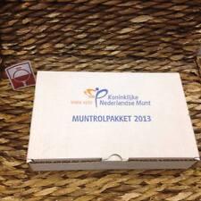 NEDERLAND 2013 - EUROMUNTEN - MUNTROLPAKKET - MUNTROLLEN PAKKET - YEARPACK