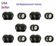 Bundle of 10 Face Mask Replacement Exhaust Valves Pm2.5