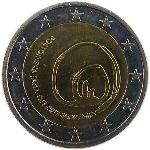 SLOVENIE 2 Euro 2013