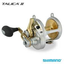 Shimano Talica TAC25II 2 Speed Lever Drag Casting Reel