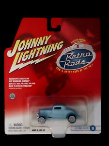 2002 JOHNNY LIGHTNING RETRO RODS LIMITED EDITION 1934 FORD COUPE #5