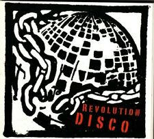 REVOLUTION DISCO - various artists CD