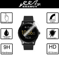 For Fossil Q Marshal Tempered Glass Screen Protector 9H Hardness