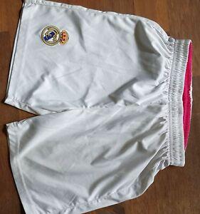 Real Madrid Fußballhose Größe 128