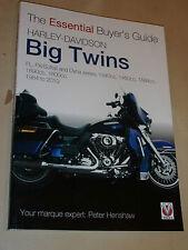 THE ESSENTIAL BUYERS GUIDE HARLEY-DAVIDSON BIG TWINS FL FX SOFT & DYNA 1984-2010