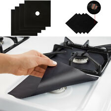 Reusable Gas Range Stove Top Burner Protector Cover Kitchen Cleaning Supplies