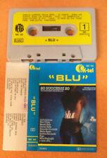 MC compilation K-TEL BLU Iglesias New Trolls Renato Zero Pupo no cd lp dvd vhs