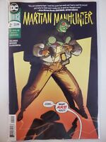 Martian Manhunter #2 DC NM Comics Book
