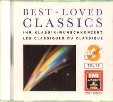 Various Classical(CD Album)Best Loved Classics V3--New