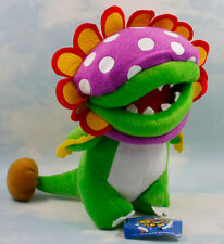 Nintendo Super Mario Bros Stuffed Petey Piranha Soft Plush Plushie Toy 8 ""