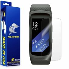 ArmorSuit - Samsung Gear Fit2 Screen Protector (2-Pack) BRAND NEW