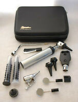 Brand New ENT (Ear, Nose and Throat) Diagnostic Kit, Otoscope, Ophthalmoscope