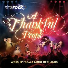A Thankful People by The Rock (CD, Jul-2009, therockworship.om)