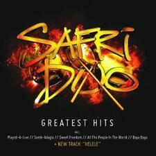 Safri Duo/Greatest hits * NEW CD 2010 * NOUVEAU *