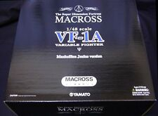 Yamato Macross Chronic Limited VF-1A TV Ver. Variable Fighter 1/48 action figure