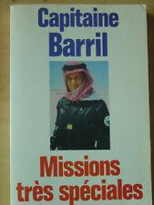 Missions Très Spéciales - Capitaine  BARRIL