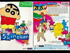 Shin Chan - Season 1 Part 1 - Brand New Anime DVD Box Set
