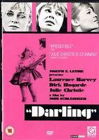 Darling - DVD - Julie Christie, Dirk Bogarde, Laurence Harvey
