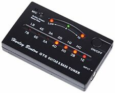 Tuner GT6 pour Guitare et basse,Tuner for Guitar and Bass Harley Benton /EBCW
