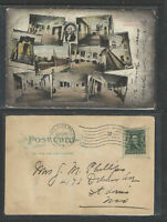 1906 THE CRADLE OF LIBERTY PHILADELPHIA PA UNDIVIDED BACK UDB POSTCARD