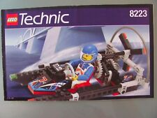 LEGO 8223 @@ NOTICE / INSTRUCTIONS BOOKLET / BAUANLEITUNG