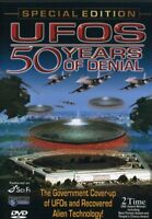 Ufos: 50 Years of Denial - Expanded [New DVD] Special Edition