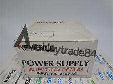 KEYENCE NEW Switching Power Supply MS-H100 4.5A