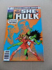 Savage She-Hulk 10  .   Marvel  1980  -      VF - minus