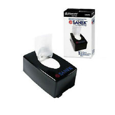 Graham Sanek Neck Strips Dispenser - Black