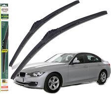"BMW 3 F30 F35 Saloon 2012-on wiper blades HEYNER HYBRID 24"" 19""PT FRONT"