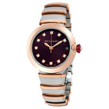 Bvlgari Lvcea Automatic Ladies Watch 102497