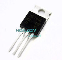 50PCS IRFZ44N IRFZ44 N-Channel 49A 55V Transistor MOSFET Component TO-220 power