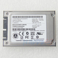 NEW 1.8 Toshiba 256GB MICRO SATA SSD REPLACE MK2529GSG For HP 2530P 2730P 2740P‏