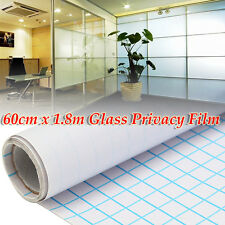 "24""x6FT Home Office Privacy Frosted Window Tint Glass Self Adhesive Tinted Film"