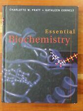 Essential Biochemistry Kathleen Cornely Charlotte W. Pratt Textbook Book 2003