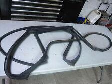 88-91 Buick Reatta door weather stripping set both doors soft rubber set