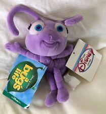 "Walt Disney1998 8"" DOT mini beanie princess A BUG'S LIFE Plush bean bag TOY"