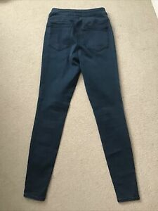 Tu Jeans Jeggings 10 Long With Stretch