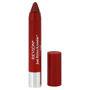 Revlon Lip Balm Stain Romantic No.045 Red - Chunky Crayon Colour LipBalm Stick