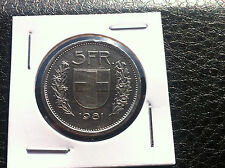 Switzerland Swiss coin - 5 Francs 1978 Confoederatio Helvetica - Copper-Nickel !
