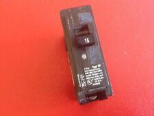 Used  Siemens Q115 Circuit Breaker 15 Amp 1 Pole 120/240 Volt Type QP