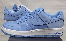 Nike Air Force 1 basso Università Carolina UNC BABY BLUE UK 7 US 8 HIGH MID Jordan