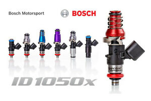 Injector Dynamics ID1050x 1065cc Fuel Injectors for Ford RS 2.5L I5 MKII-IV