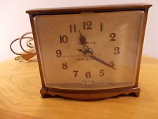 60s Mid-Century General Electric Vintage Alarm Clock Preowned Tested Works