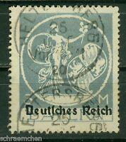 Deutsches Reich 134 I , o ,