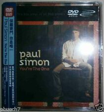 PAUL SIMON You're The One DVD AUDIO SEALED w/OBI