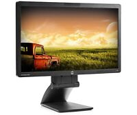 "HP EliteDisplay E221c 1920 x 1080 Full HD 22"" Cheap Widescreen LCD Monitor VGA"