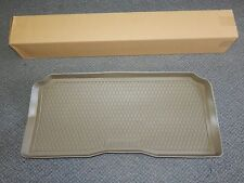 New OEM 2002-2009 Isuzu Ascender Rear Cargo Tray Floor Mat Cashmere Chevy GMC